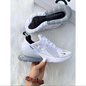 ⚡️Custom Nike Air Max 270 Shoes (White)⚡️